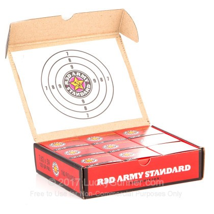 Image 3 of Red Army Standard 7.62X39 Ammo