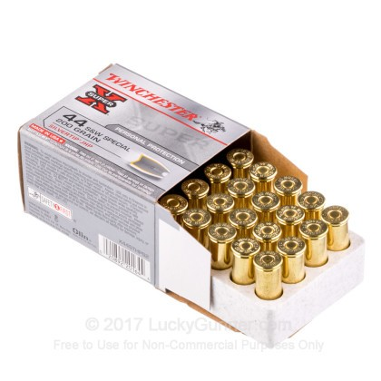 Image 3 of Winchester .44 Special Ammo