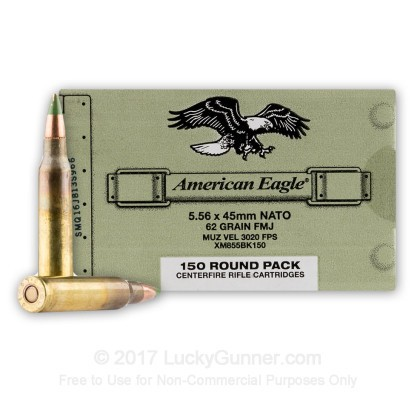 Image 2 of Federal 5.56x45mm Ammo