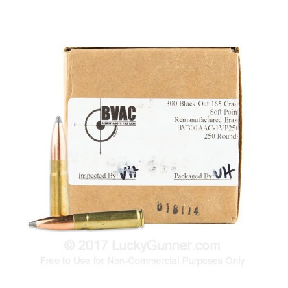 Image 1 of BVAC .300 Blackout Ammo