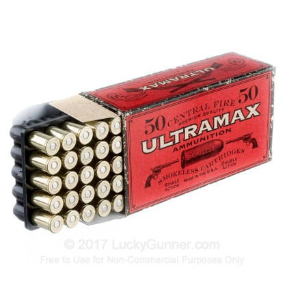 Image 3 of Ultramax .45 Long Colt Ammo