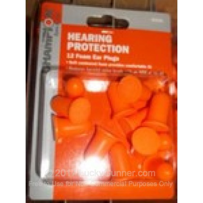 Large image of Champion Molded Foam Ear Plugs For Sale - Champion Hearing Protection in Stock