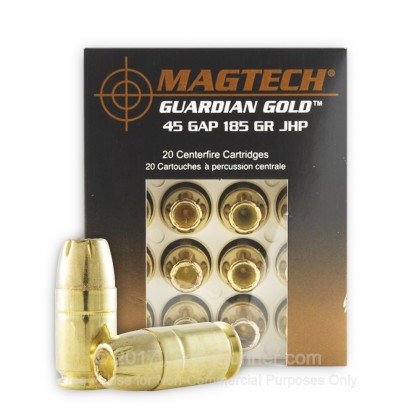 Image 2 of Magtech .45 GAP Ammo