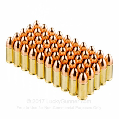 Image 4 of MEN 9mm Luger (9x19) Ammo
