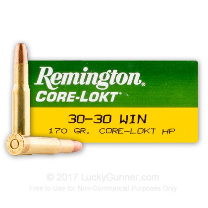 Image 1 of Remington .30-30 Winchester Ammo