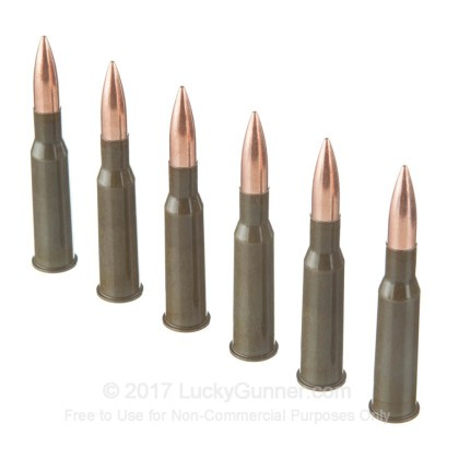 Image 3 of Brown Bear 7.62x54r Ammo