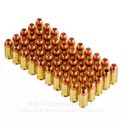 Image 3 of Blazer Brass .40 S&W (Smith & Wesson) Ammo