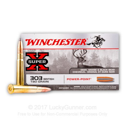 Image 2 of Winchester .303 British Ammo
