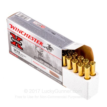 Image 3 of Winchester .303 British Ammo