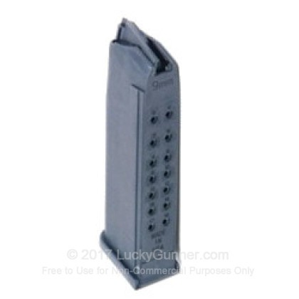 Large image of ProMag 9mm Glock 17 Magazine For Sale - 17 Rounds