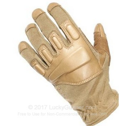 Large image of Tactical Blackhawk Gloves - Fury Commando with Nomex by Blackhawk