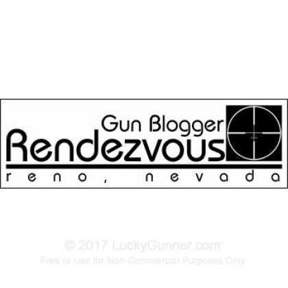 Large image of Gun Blogger Rendezvous Registration - Sign-Up Fees