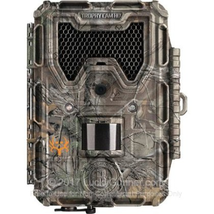 Large image of Bushnell Trophy HD Field Camera - 8 MP - Realtree Xtra Camo