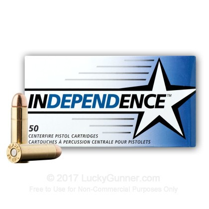 Image 8 of Independence .38 Special Ammo