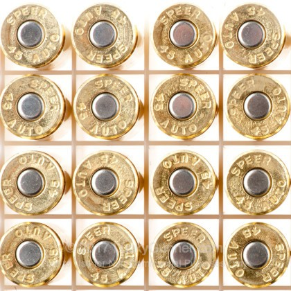 Image 6 of Speer .45 ACP (Auto) Ammo