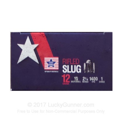 Image 2 of Stars & Stripes 12 Gauge Ammo