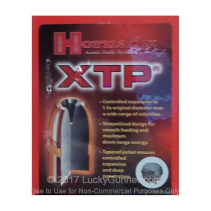 Large image of Bulk 44 Special (.430) Bullets for Sale - 240 Grain XTP HP Bullets in Stock by Hornady - 100