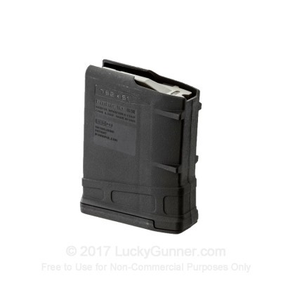 Large image of Magpul Gen 3 AR-10 10rd - 7.62x51mm - Black - PMAG Standard Magazine For Sale