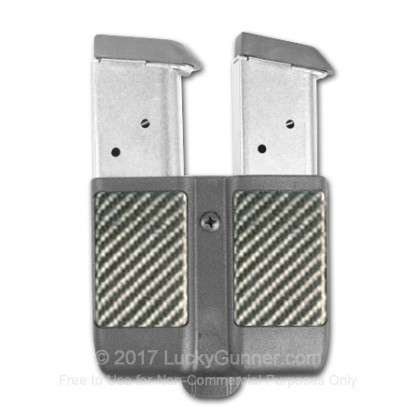 Large image of Blackhawk Single Stack Pistol Magazine Pouches For Sale - Blackhawk Universal Double-Wide, Single Stack Mag Holders for 9mm, 10mm, 40 S&W, and 45 ACP Ammo Magazines