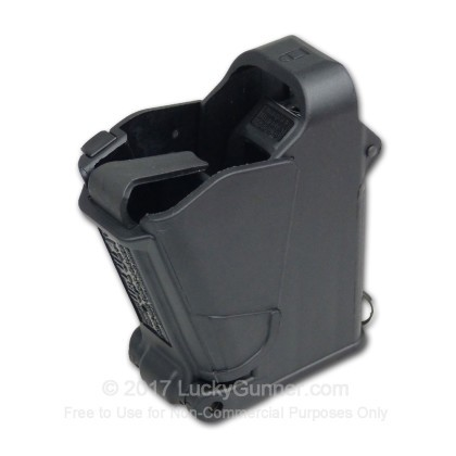 Large image of MagLULA Universal Pistol Magazine Loader For 9mm through 45 acp handgun magazines For Sale