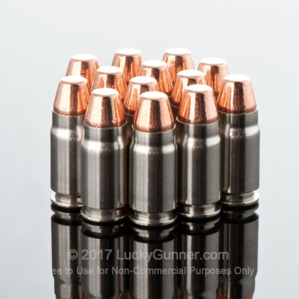 Image 2 of Military Ballistics Industries .357 Sig Ammo