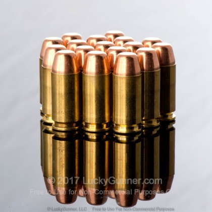 Image 4 of Military Ballistics Industries .40 S&W (Smith & Wesson) Ammo