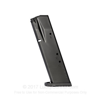 Large image of Mec-Gar Witness / Tanfoglio 40 S&W 12 Round Magazine For Sale - 12 Rounds