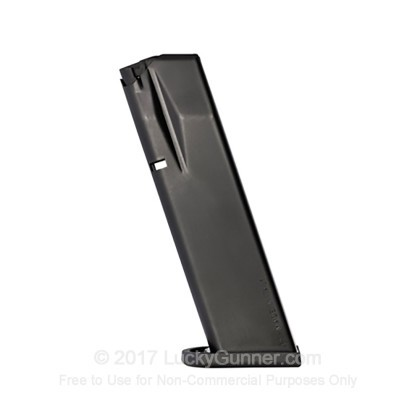 Large image of Mec-Gar Witness / Tanfoglio 9mm 17 Round Magazine For Sale - 17 Rounds