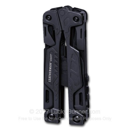 Large image of Leatherman OHT Multi-Tool Perfect for Your AR-15 For Sale - Black Oxide OHT For Sale
