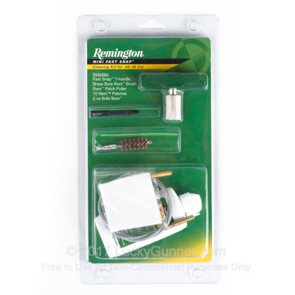 Large image of Remington 19938 44/45 Cleaning Kit for Sale  - Remington Mini Snap Cleaning Kits For Sale