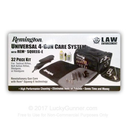 Large image of Remington 17187 Universal Cleaning Kit - Remington Squeeg-e Universal Cleaning Kits For Sale