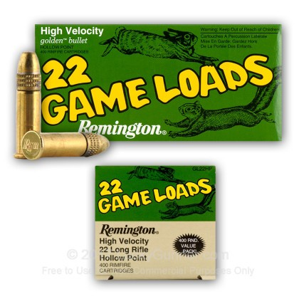 Image 6 of Remington .22 Long Rifle (LR) Ammo