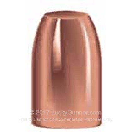 Large image of Premium 40 Caliber Bullet For Sale - 180 Grain TMJ Bullets in Stock by Speer - 400 Bullets