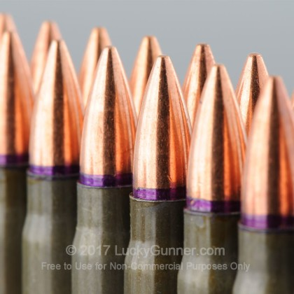 Image 5 of Golden Tiger 7.62X39 Ammo