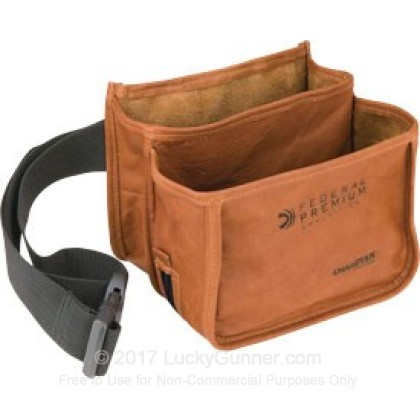 Large image of Champion Leather Shot Shell Pouches For Sale - Skeet Shooting Pouches In Stock