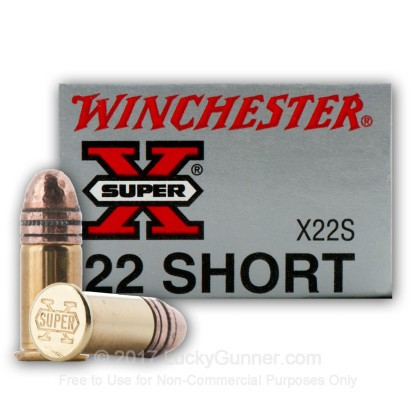 Image 3 of Winchester .22 Short Ammo