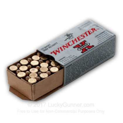 Image 5 of Winchester .22 Short Ammo