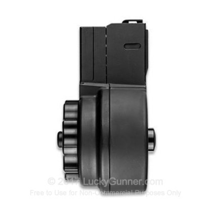 Large image of X-Products AR-10 50rd - .308 - Black - High Capacity Drum Magazine For Sale