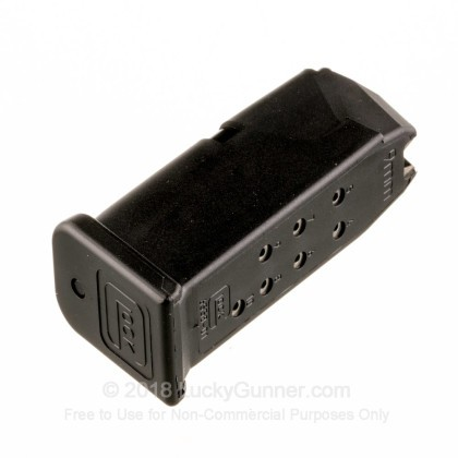 Large image of Factory Glock 9mm G26 10 Round Generation 4 Magazine For Sale - 10 Rounds