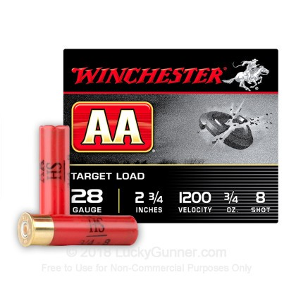Image 2 of Winchester 28 Gauge Ammo