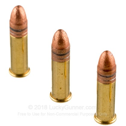 Image 5 of Federal .22 Long Rifle (LR) Ammo