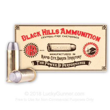 Image 2 of Black Hills Ammunition .44 Special Ammo