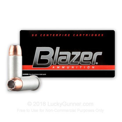 Image 2 of Blazer .44 Special Ammo