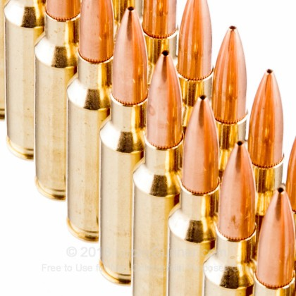 Image 5 of Nosler Ammunition 6.5mm Creedmoor Ammo