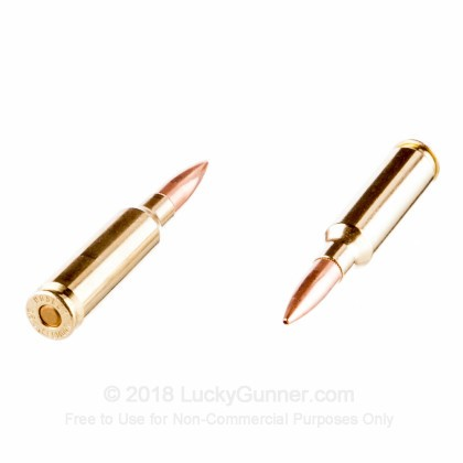 Image 6 of Nosler Ammunition 6.5mm Creedmoor Ammo
