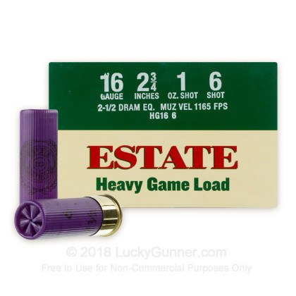 Image 1 of Estate Cartridge 16 Gauge Ammo