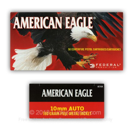 Image 9 of Federal 10mm Auto Ammo