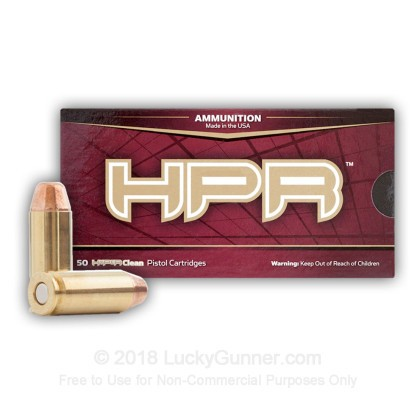 Image 1 of HPR 10mm Auto Ammo