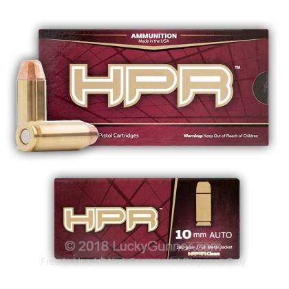 Image 5 of HPR 10mm Auto Ammo