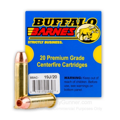 Image 2 of Buffalo Bore .357 Magnum Ammo